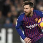 Messi gana su sexta Bota de Oro al máximo goleador del futbol europeo - Foto de AFP