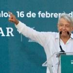La justicia llegará para el pueblo de México: López Obrador - Foto de Notimex