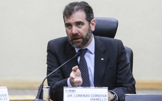 Ninguna elección está en riesgo pese a recorte presupuestal: INE - Foto de INE