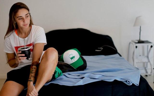 Amenazan de muerte a jugadora argentina - Foto de AP