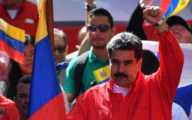 Venezuela repudia decreto de EE.UU. que lo declara amenaza - Foto de AFP