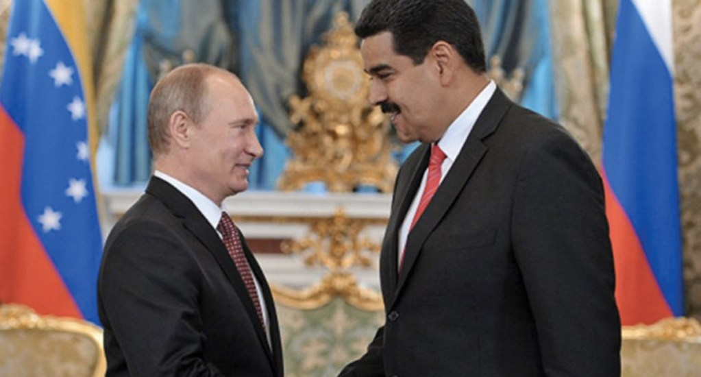 Rusia comienza a mostrar dudas sobre apoyo a Venezuela: Bloomberg - Foto de AFP
