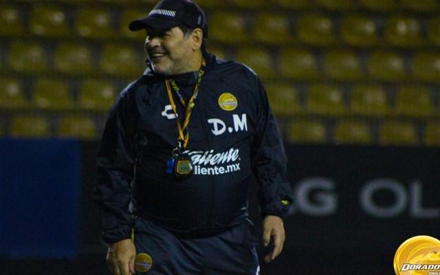 Tengo un plantel mejor que el de Argentina: Maradona - maradona critica a scaloni por no convocar al kun