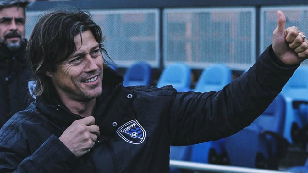 Equipos de la MLS deberían jugar Copa Libertadores: Almeyda - Foto de San Jose Earthquakes