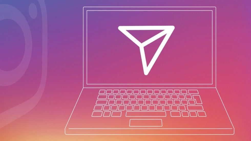 Instagram permitiría enviar mensajes a través de su versión web - Foto de TechCrunch