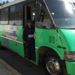 Confirman sustitución de microbuses en la Ciudad de México - Microbús en la Ciudad de México. Foto de Notimex