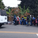 Detienen a migrantes que ingresaron ilegalmente a México - Foto de Noticieros Televisa