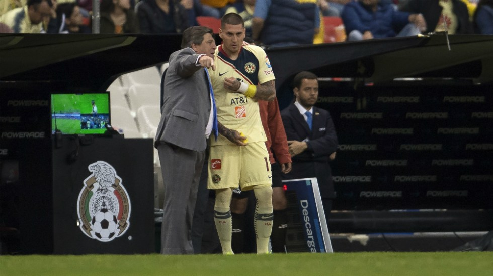 Nicolás Castillo va de titular con América ante Pumas - Foto de Mexsport