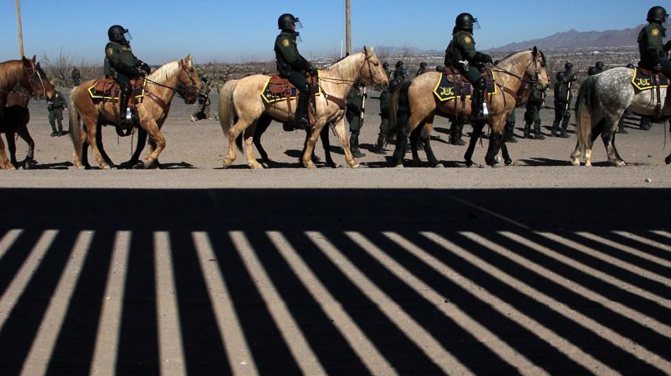 Pentágono desplegará 3 mil 750 efectivos en la frontera con México - Foto de AFP.