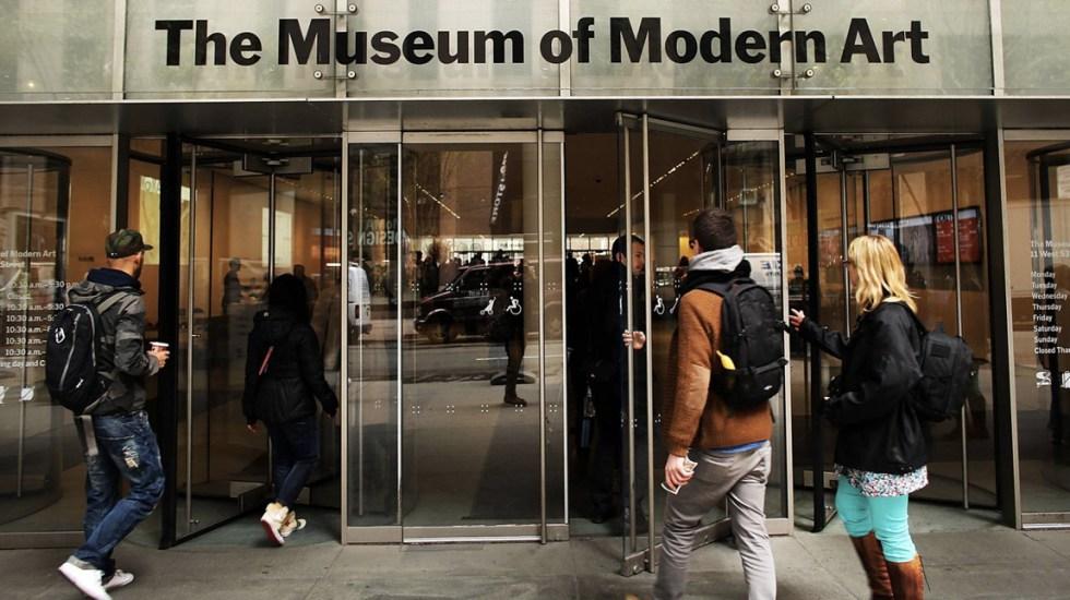 MoMa cerrará cuatro meses por expansión - Foto de AFP