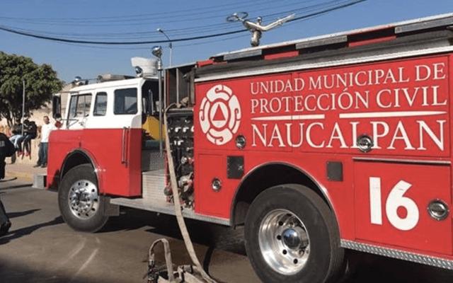 Desalojan juzgados y hospital de Naucalpan por amenaza de bomba - Foto de A Fondo Estado de México