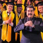 """Maduro reta a Guaidó a convocar elecciones """"para darle una revolcada"""" de votos"""