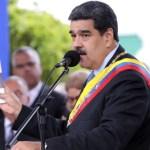 Venezuela declara alerta militar y cierra frontera con Curazao - Maduro