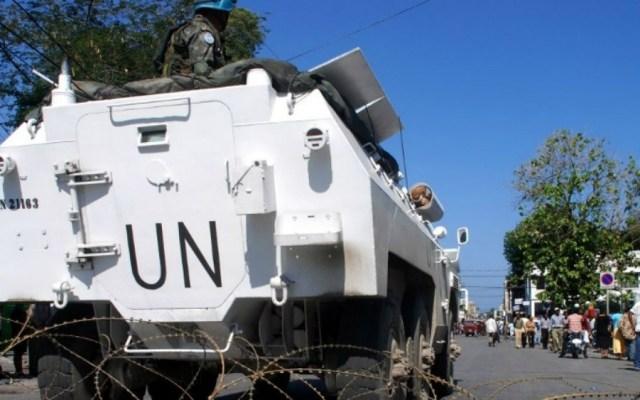 Cuatro muertos en accidente de un vehículo blindado de la ONU en Haití - Foto de Internet
