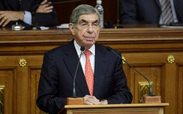 Acusan de violación a expresidente deCosta Rica - Foto de Reuters