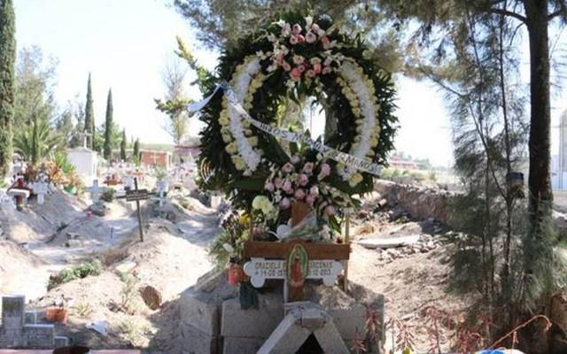 Asciende a 125 número de muertos por explosión en Tlahuelilpan - Panteón de Tlahuelilpan. Foto de Internet