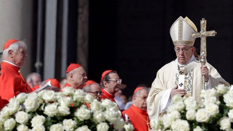 Iglesia Católica se reunirá para hacer frente a la pederastia - papa Francisco. Foto de @vaticannews.es
