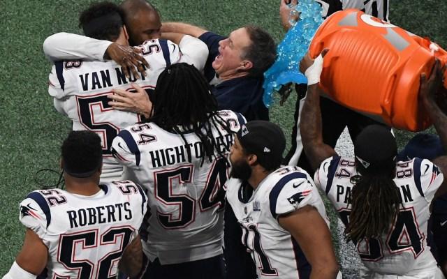 Patriotas ganan el Super Bowl LIII - patriotas ganan el Super Bowl