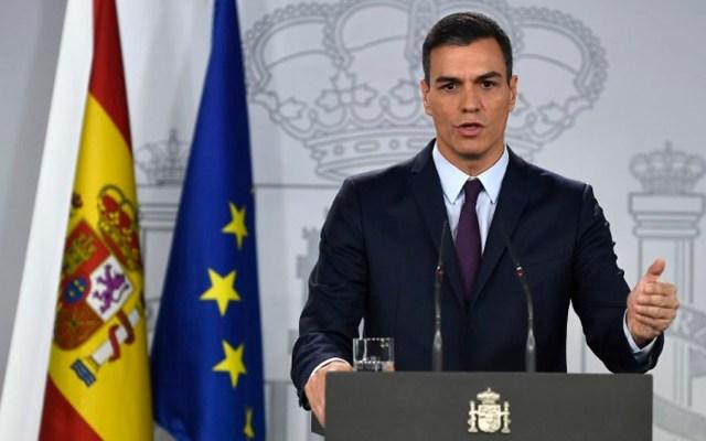 Pedro Sánchez convoca elecciones generales el 28 de abril - Foto de AFP