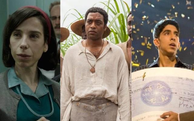 Las películas ganadoras del Oscar en los últimos 20 años - La forma del agua, 12 años de esclavitud y Quisiera ser millonario. Foto de LDD