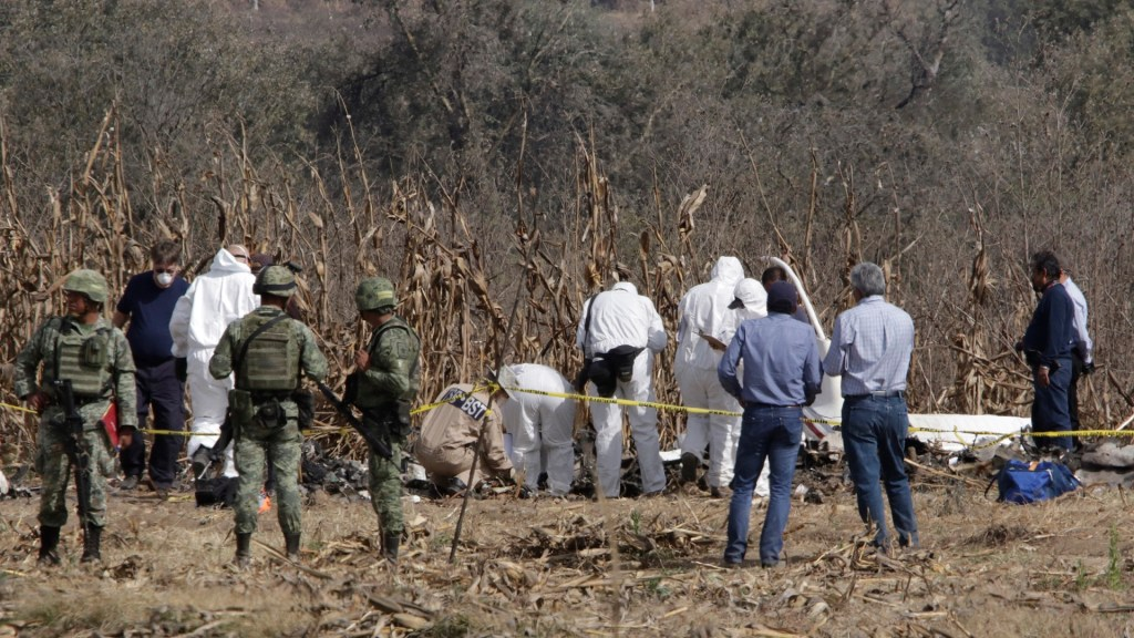 Piden PAN intervención de CNDH en caso de la muerte de Martha Erika Alonso y Moreno Valle. Noticias en tiempo real