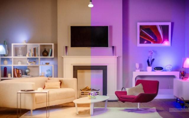 Iluminar una casa… más complejo de lo que se cree - Foto cortesía de Signify.