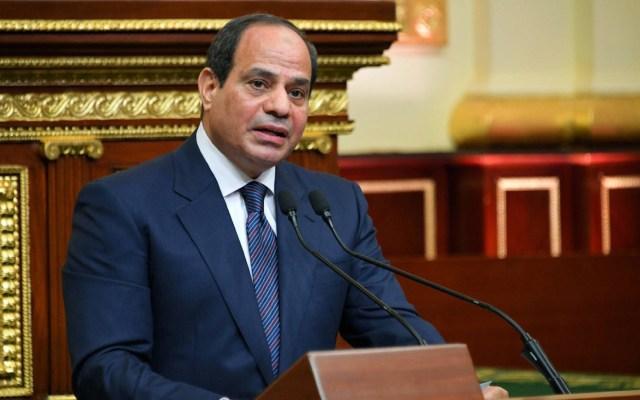 Presidente egipcio podría continuar en el poder hasta 2034 - presidente egipcio podrá reelegirse hasta 2034