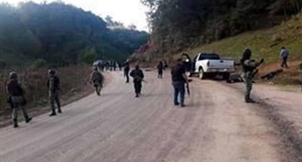 Retienen al secretario de Seguridad Pública de Chilapa, Guerrero - Foto de Twitter