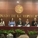 Destapan a Rosi Orozco como candidata al Premio Nobel de la Paz - Foto de @CasinaPioIV