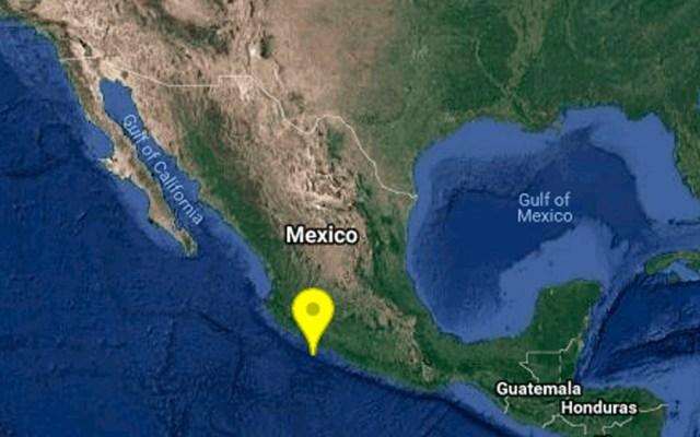 Sismo de magnitud 4.3 sacude Michoacán