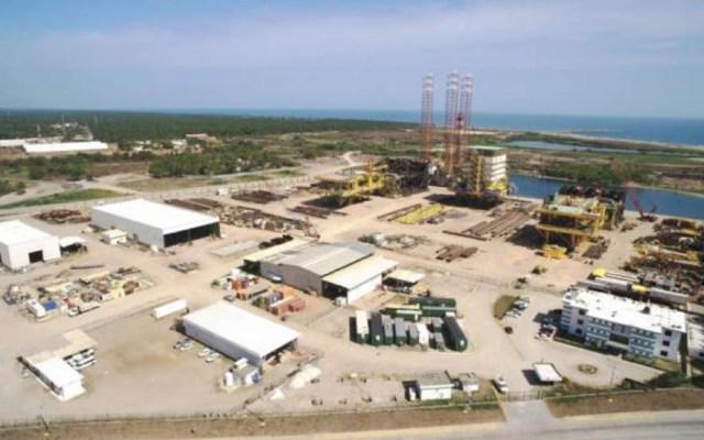 Las empresas invitadas a la licitación de la refinería en Dos Bocas - Sitio donde se construye la refinería Dos Bocas. Foto de El Universal