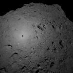 Sonda japonesa logra posarse sobre asteroide Ryugu - Foto de AFP