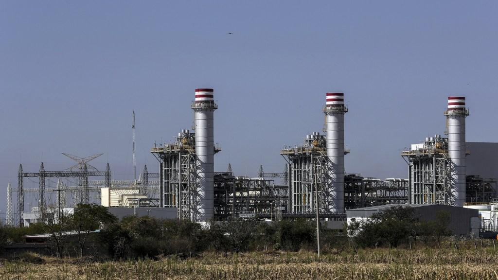 Anuncia AMLO reinicio de trabajos en la termoeléctrica de Morelos - Termoeléctrica de Huexca, Morelos. Foto de Notimex