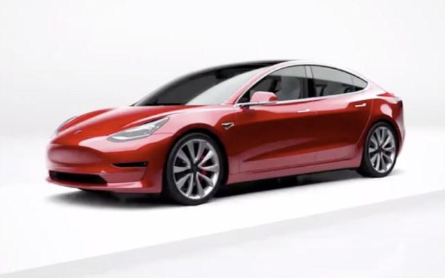 Tesla dice que su auto eléctrico de 35 mil dólares está listo para rodar - Foto de @Tesla