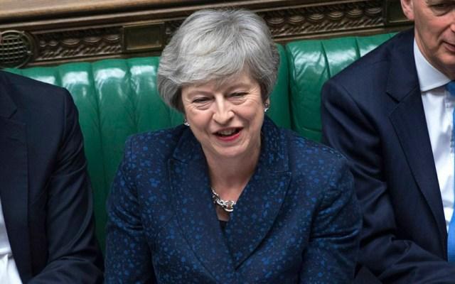 Necesitamos más tiempo para cerrar acuerdo sobre Brexit: May - Foto de AP