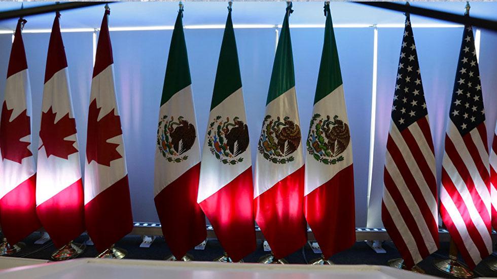 México podría ser el primero en ratificar el T-MEC - Foto de Sputnik International