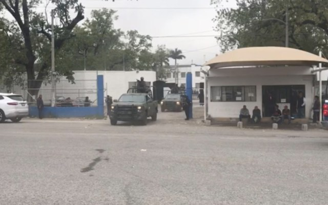 Trasladan a 29 reos de Tamaulipas a penales de otros estados - Foto de Expresso.press