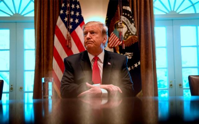 Trump analiza catalogar a los cárteles mexicanos como terroristas - Foto de AFP