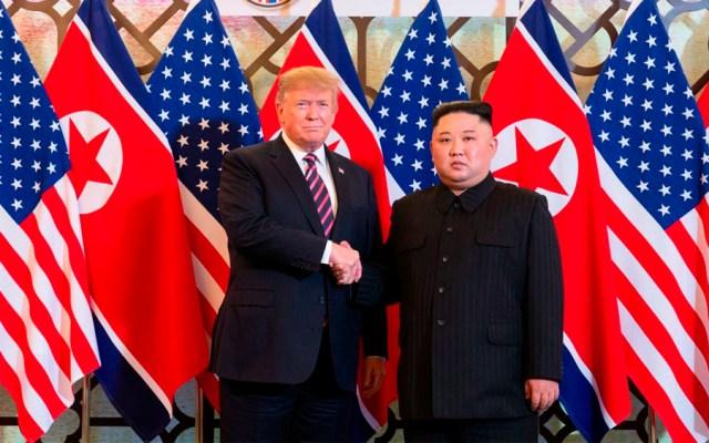 Persiste bloqueo en negociaciones tras encuentro Kim-Trump - trump jong-un
