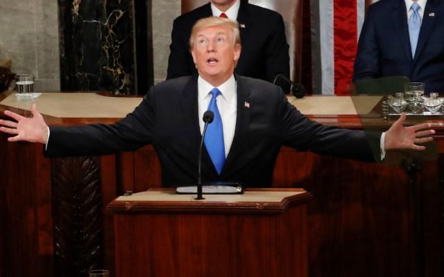 Trump invita a víctimas de migrantes al discurso del Estado de la Unión - donald trump invita a víctimas de migrantes a discurso del estado de la unión