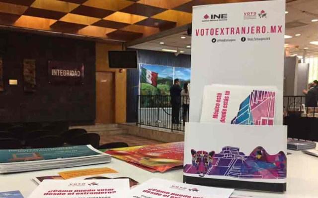 INE abre registro a poblanos en el extranjero para elección extraordinaria - registro voto extranjeros puebla