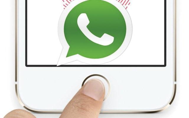 Detectan falla en desbloqueo con TouchID y FaceID de WhatsApp - Foto de AS Betech