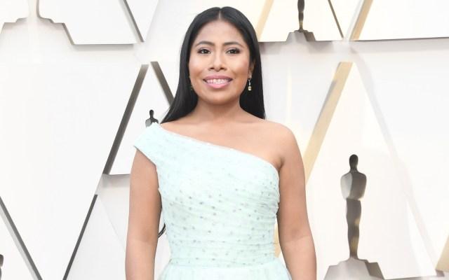 Yalitza Aparicio, una de las nuevas invitadas a la Academia de Hollywood - Yalitza Aparicio. Foto de Frazer Harrison/Getty Images/AFP