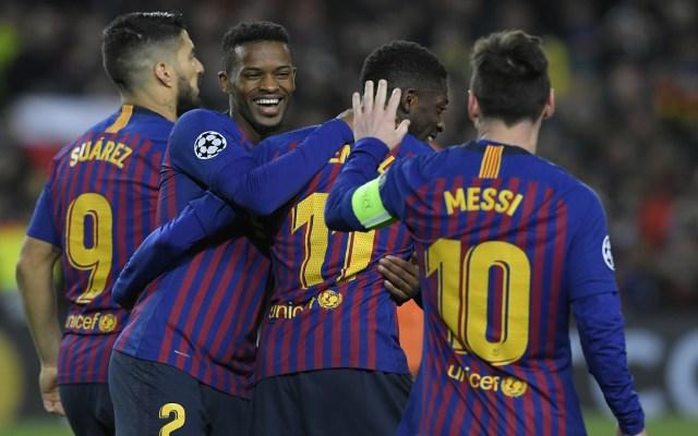 Barcelona golea al Lyon y clasifica a cuartos de final de la Champions - barcelona golea y elimina al lyon