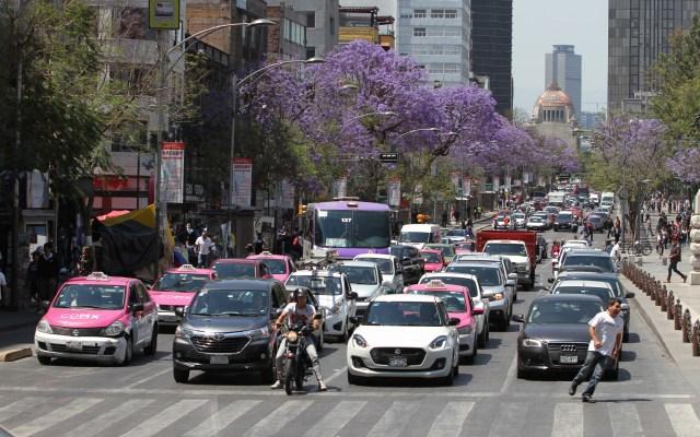 Prevén seis manifestaciones en la Ciudad de México - Foto de Notimex.