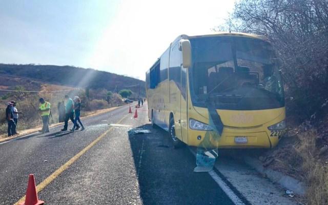 Identifican a nueve de 10 víctimas de accidente de autobús en Puebla - muertos identificados accidente de autobús