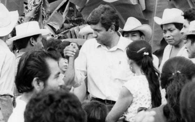 """""""No fui militante del partido comunistaPSUM-PCM"""": López Obrador - Foto de Internet"""