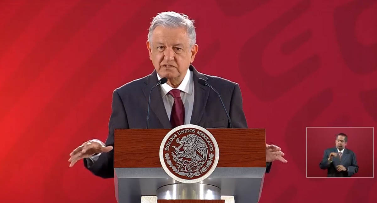 Balconeará López Obrador actos de corrupción de la Sedesol