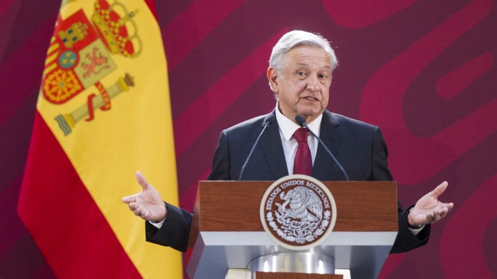 AMLO pide que España se disculpe por abusos en la conquista - Foto de Notimex/José Pazos