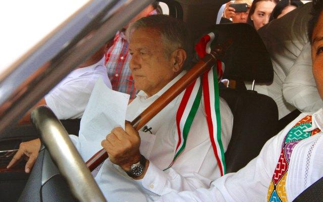 Vigentes y válidos los principios de Benito Juárez: López Obrador - Foto de Notimex